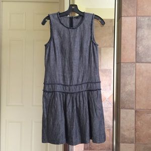 Theory Dress new with pockets size 4